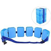 VGEBY1 Flotador de natación para niños, Cintura, Flotador, Cintura, natación, Ayuda de Seguridad Cinturón Ajustable para niños Que aprenden Entrenamiento Natación