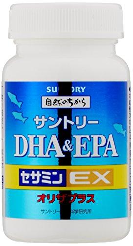 サントリーウエルネス『サントリー自然のちから DHA&EPA+セサミンEX』