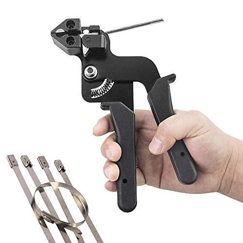 Dechengbao Pistola amarre cable acero inoxidable herramienta