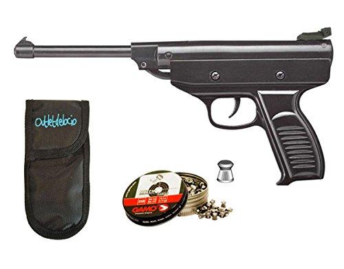 Outletdelocio.. Pack Pistola Perdigón Zasdar S3. Cal 5,5mm