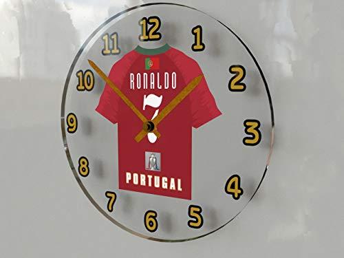 primeira Liga–Portugiesisch Football Shirt Wanduhren–Jeder Name, beliebige, jedes Team, kostenlose Personalisierung. ANY OTHER TEAM