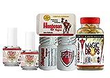 Hongosan Hongoman Set para Healthy Nail...