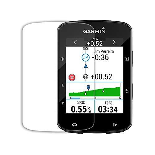 PANGTOU Reloj inteligente protector de pantalla para Garmin Edge 520 Plus 0.26mm 2.5D 9H vidrio templado película protector de pantalla