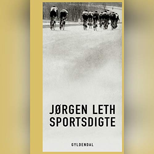 Sportsdigte audiobook cover art