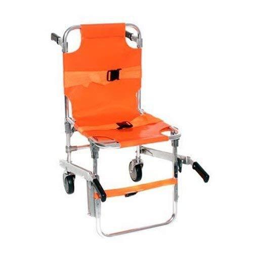 DOSNVG Treppenlift Klettern Rollstühle Schnellverschluss, Leichter Medizinischer Aluminiumkrankenwagenaufzug