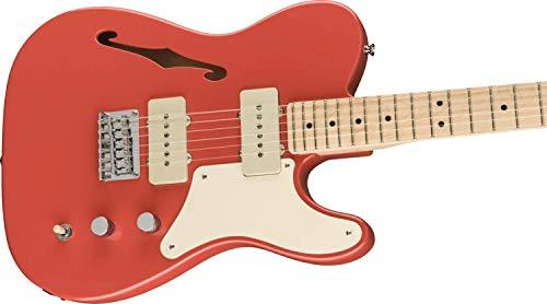 Squier Paranormal Cabronia Telecaster Thinline FRD · Guitarra eléctrica