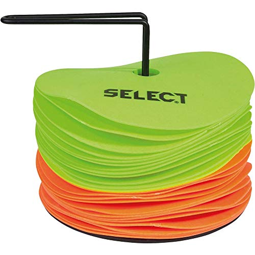 Select Floormarker, One Size, gelb orange, 7491400024
