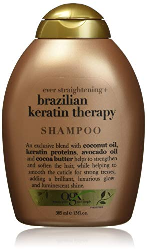 OGX OGX Shampooing brésilien Kératine Thérapie 13 Ounce (384ml) (3 Pack)