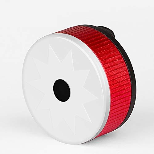 Harddo fietsachterlichten, intelligente inductierem mountainbike lichten USB laden racefiets nachtritten achterlicht Eén maat rood