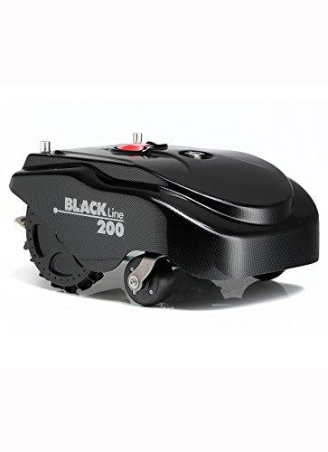 Robot cortacésped Ambrogio L200 Carbone Line modelo 2017, a