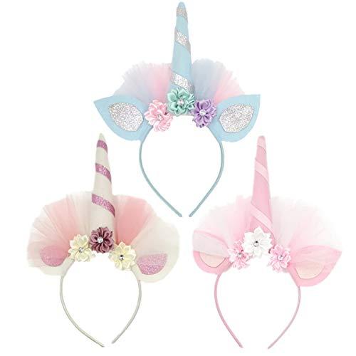 Kawai Peach hoorn haarband oren bloemen hoed hert accessoire verjaardag meisjes party provisioning cosplay bekleding kostuums