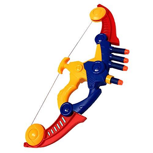 WenToyce Soft Arrow Bow Set for Kids, Foam...