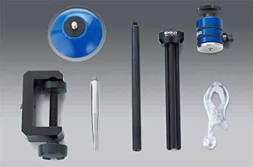 Novoflex Photo-Survival-Kit Kamera Zubehör (Schwarz, Blau, Mini Trio, 600 g, 265 x 190 x 30 mm)