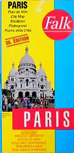 Falk Pläne, Paris (Falk Stadtplan Extra Standardfaltung - Deutschland)
