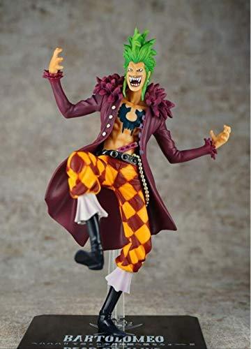Therfk EIN Stück Bartolomeo Island Anime Actionfigur PVC 20Cm, Sammlung Figuren Spielzeug Sammlung Für Freund Geschenk Mit Box