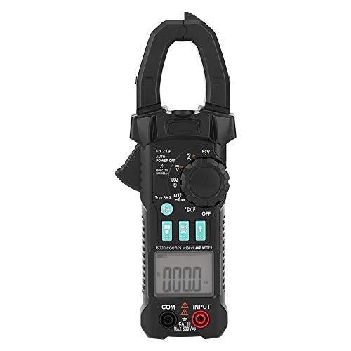 Doppelanzeige AC/DC-Spannungsmultimeter Hochpräzises digitales Zangenmessgerät Stromzähler Handheld für Industrie für Büro