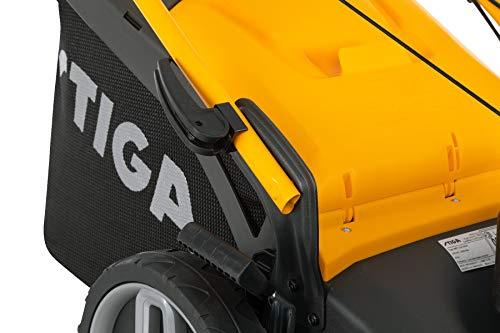 STIGA Combi 55 SQ Practicalities