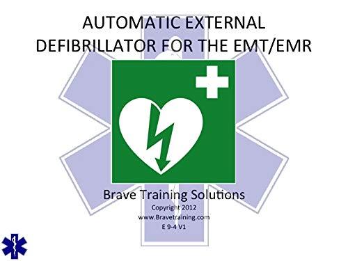 AUTOMATIC EXTERNAL DEFIBRILLATOR (AED) PPT TRAINING PRESENTATION