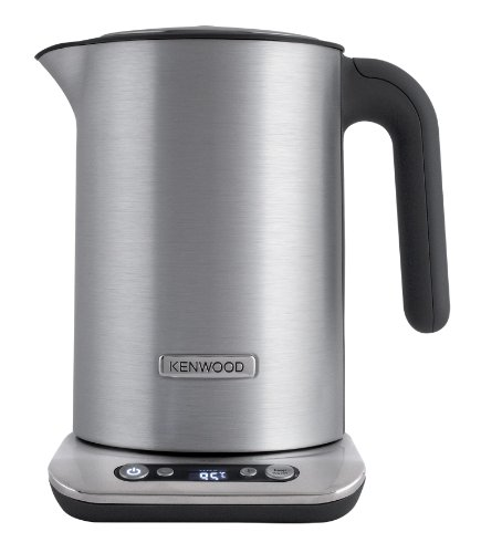 Kenwood SJM610 Persona Collection Electric Kettle with Variable Temperature, Silver