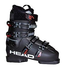 HEAD HEREN FX GT Ski Boots, Zwart/Rood, 26.0 | EU 41.5*