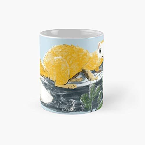 Taza clásica japonesa de Marten   El mejor regalo divertido tazas de café 11 oz