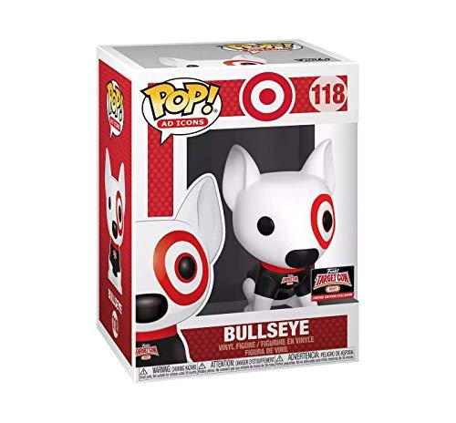 Funko POP! Ad Icons: Target - Bullseye (Target Con 2021)