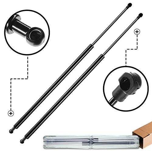 A-Premium Tailgate Rear Hatch Lift Supports Shock Struts Springs Replacement for Jeep Grand Cherokee 2011-2017 without Power Liftgate 2-PC Set