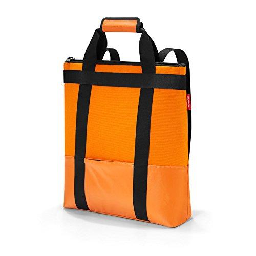 reisenthel daypack canvas orange Maße: 37 x 43 x 13 cm / Volumen: 18 l