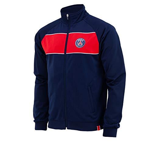 Paris Saint-Germain Jacke, PSG, offizielle Kollektion, Herrengröße, blau, S