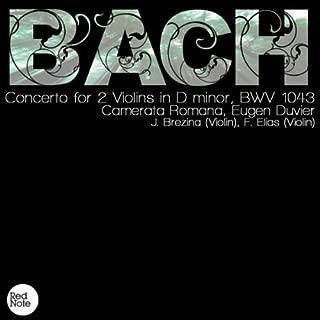 Concerto for 2 Violins in D minor, BWV 1043: III. Allegro
