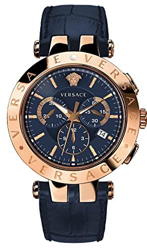 Versace VERQ00120 V-Race Heren horloge 42 mm