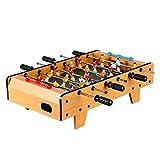 ZHSHZQ Futbolín máquina de Juego de los niños de Madera Mesa de Mesa de fútbol Sala Juguete Interactivo - Vector del fútbol