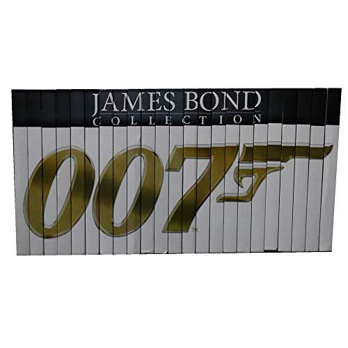 007 James Bond Collection - Collezione completa 23 DVD - Editoriale Corriere della Sera