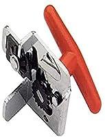 Rigamonti Art.6 Apriscatole Professional, Acciaio, Rosso