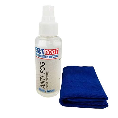 Spray Antivaho Para Gafas Con Toallita Antivaho, Tratamiento Para Evitar El Empañamiento, Paños Para Limpiar Anteojos, Toallita Limpiadora Para Anteojos, Tabletas, Pantallas,100 Ml
