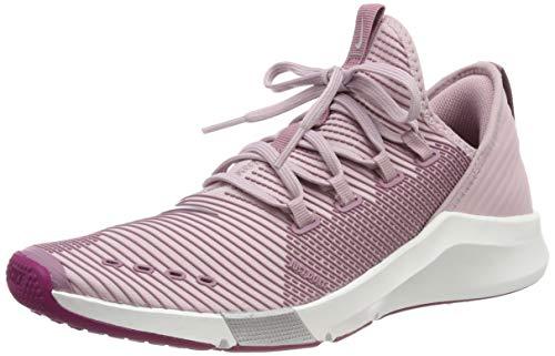 Nike Wmns Air Zoom Elevate, Zapatillas de Gimnasia Mujer, Rosa (Plum Chalk/Atmosphere Grey/Plum Dust 500), 42.5 EU