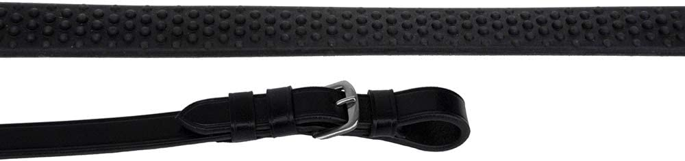 Free shipping on posting Virginia Beach Mall reviews Rhinegold Italian Leather Reins Rubber Grip
