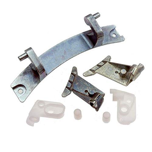 Door Hinge: Candy Candy Aquaviva washing machine and washer dryer door hinge kit Genuine: CANDY , WD , CANDY - CNE85TS, CANDY - CBE1425T, CANDY - CBE1425T SY, CANDY - CBD80P, CANDY - CSD80, CKD, CANDY - SMART.COMP13, CANDY - ACS130P, IBERNA - ILB423 by Hoover