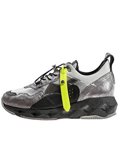 A.S.98 Damen Sneaker Low weiß 37