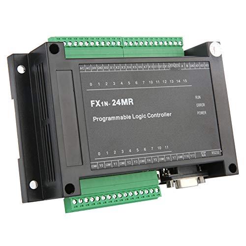산업용 제어 보드 로직 컨트롤러 릴레이 출력 전자 부품 용 프로그래밍 가능 릴레이 지연 모듈