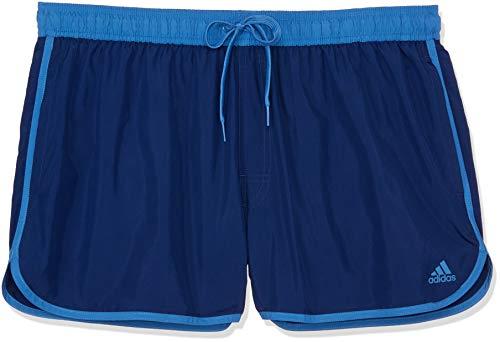 adidas Split Short de Bain pour Homme S Dark Blue/Trace Royal