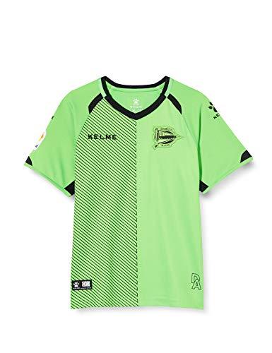 Deportivo Alavés Equipación Portero Camiseta, Adultos Unisex, Verde, 10