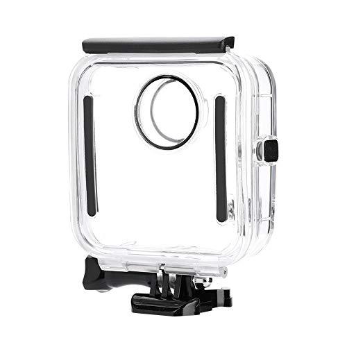 Vbestlife Duiken Camera behuizing. 45m Waterdichte Case Onderwater High Light Transmissive Anti-Duiken Waterdichte Case Behuizing voor Gopro Fusion.