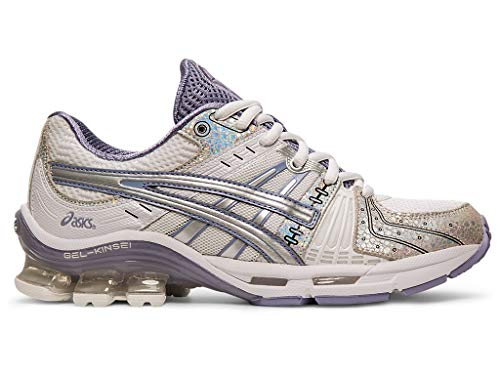 ASICS Women's Gel-Kinsei OG Shoes, 9M, White/ASH Rock