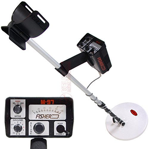 Great Features Of Fisher Labs M9711 Metal Detector - Valve and Box Locator 11 with auto retune