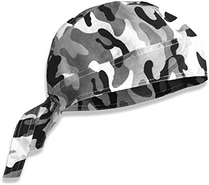 Outdoor Biker 100/% Coton Serrage ajustable Airsoft Paintball PURECITY/©/©/©/©/©/©/© Moto Bandana militaire pr/éform/é US Army Foulard Couvre Tete Casquette Cap