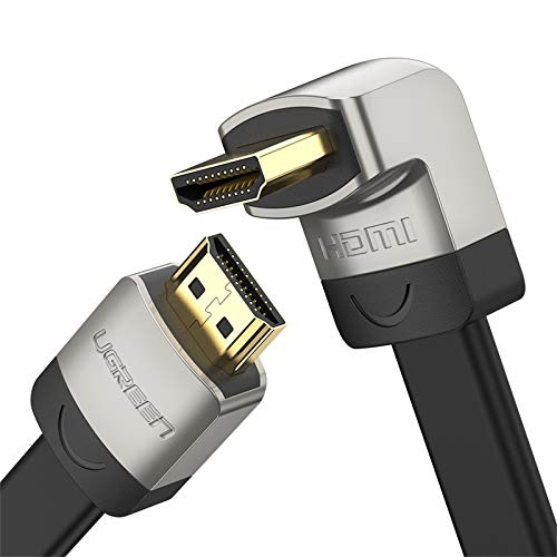 Top 14 right angle hdmi cable 2 ft for 2021