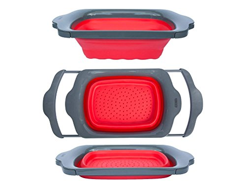 The Comfify Colander Collapsible Set