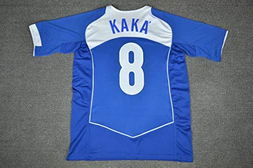 FM Kaka Brazil Blue Retro Jersey 2004-2005 (S)
