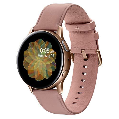 Galaxy Watch Active2 / Stainless steel/ゴールド / 40mm [Galaxy純正スマートウォッチ 国内正規品]